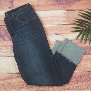🆕️ 1822 Denim Taylor roll cuff jeans 12